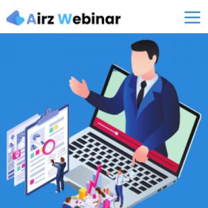 zoomウェビナー支援/代行なら「Airz Webinar」